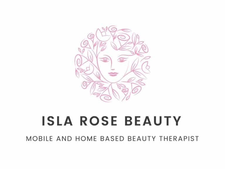 Isla Rose Beauty Logo