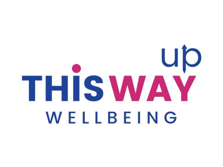 This Way Up Wellbeing Logo